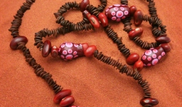 Ininti Seed Necklace (MN0801003)