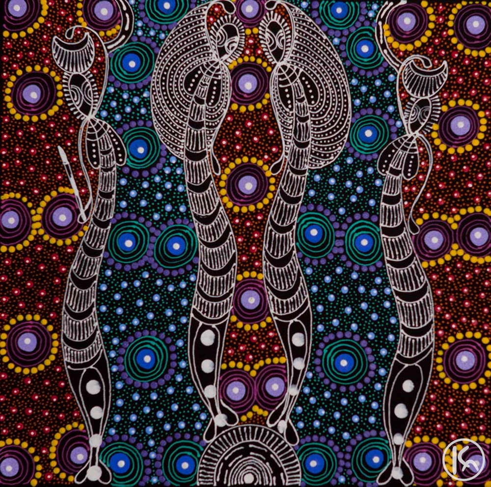 Dreamtime Sisters (17062617), Colleen Wallace Nungari